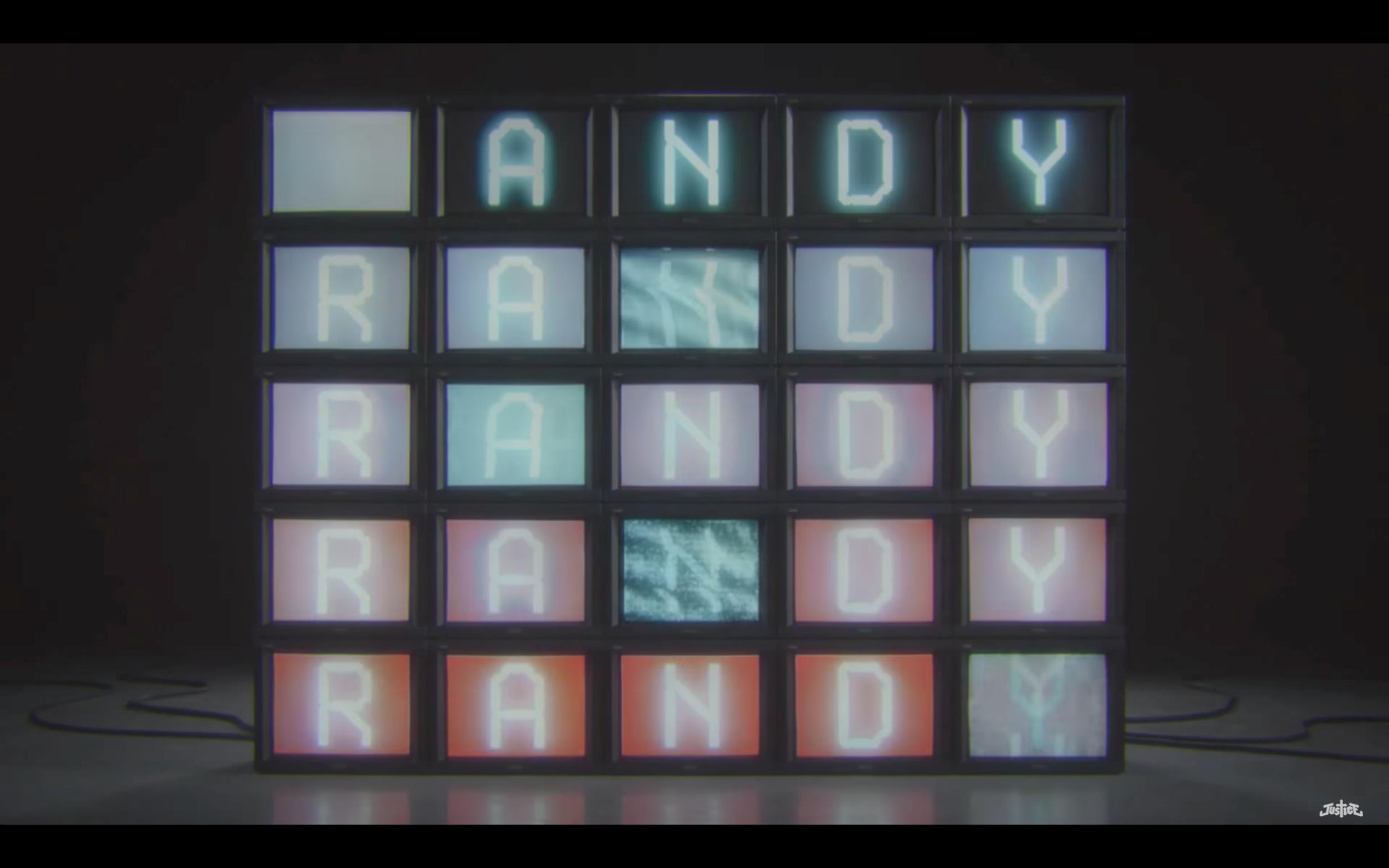 JUSTICE - RANDY
