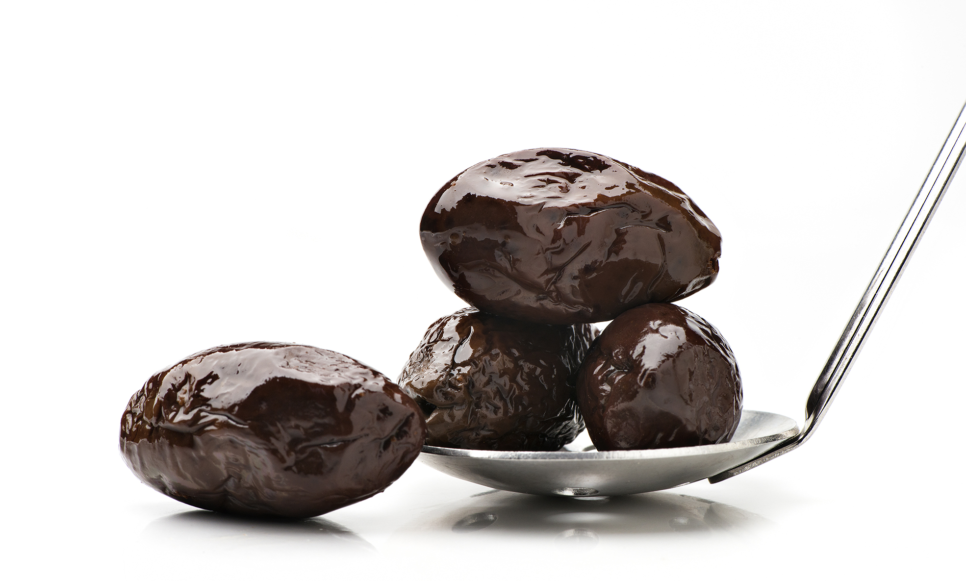 Black Wrinkled Prune Olive - Naturally Prepared