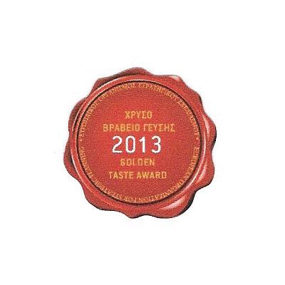 GOLDEN TASTE AWARD 2013 -