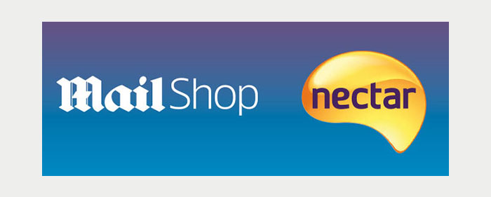 Mail Shop is a place to cash in your earned Nectar points for cheaper deals