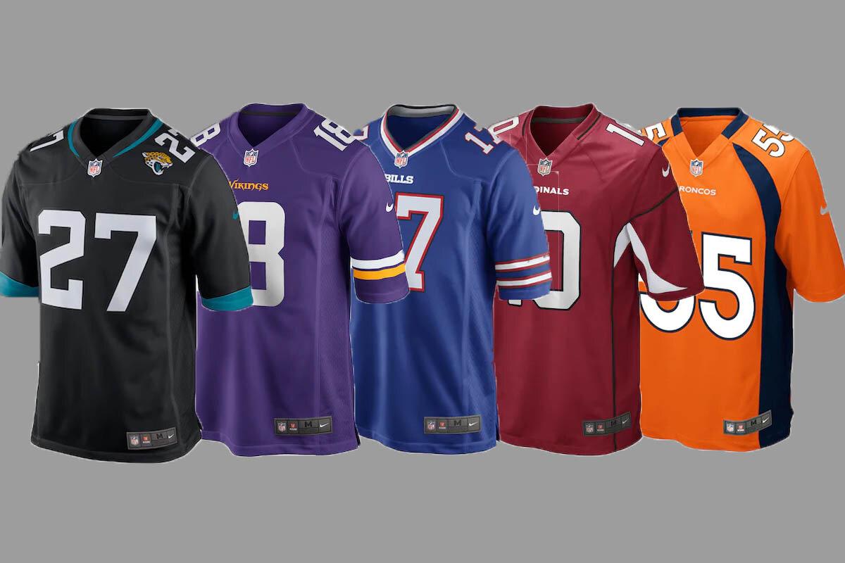 nfl replica jerseys