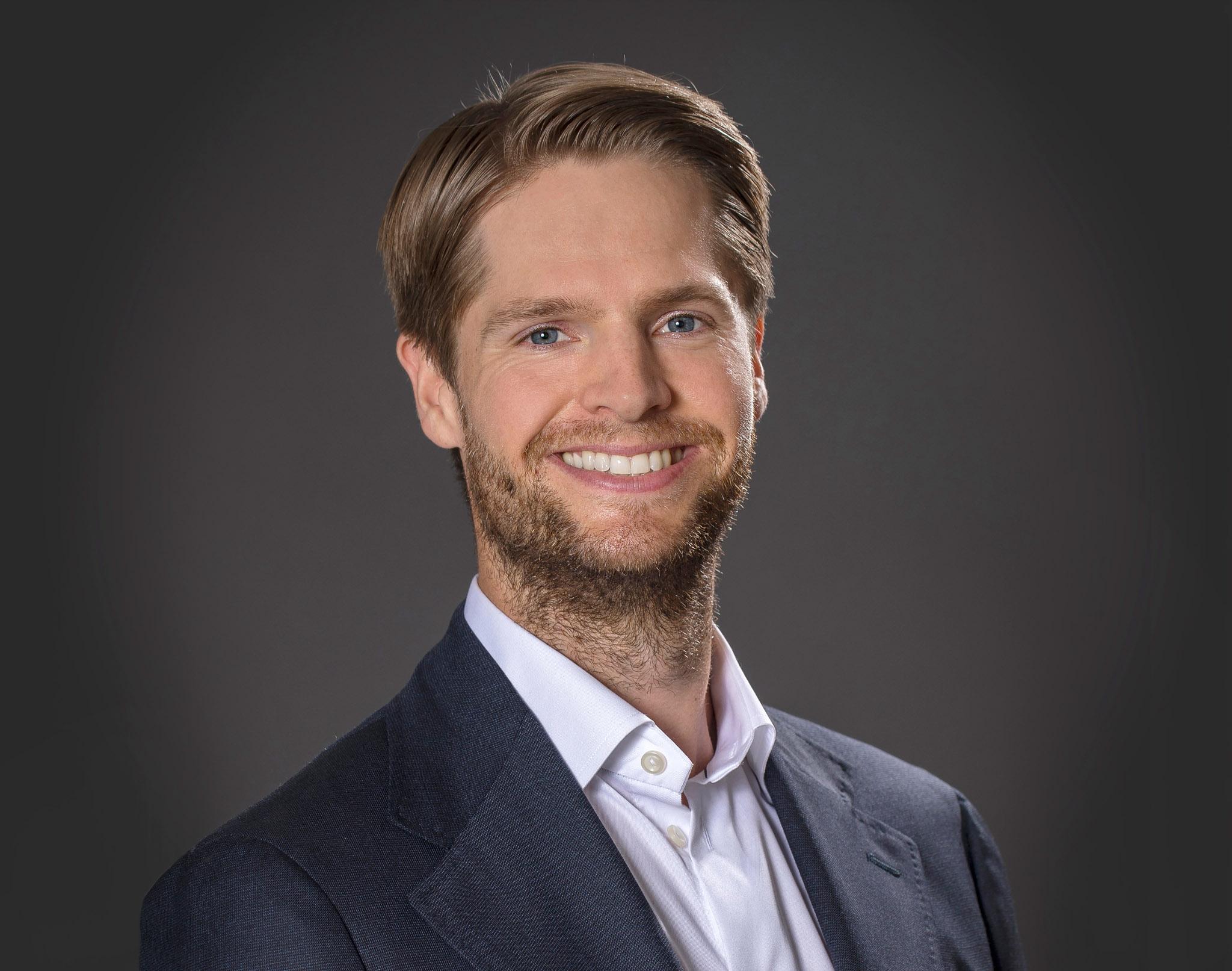 Jens Sandberg  Chef Transaktion
