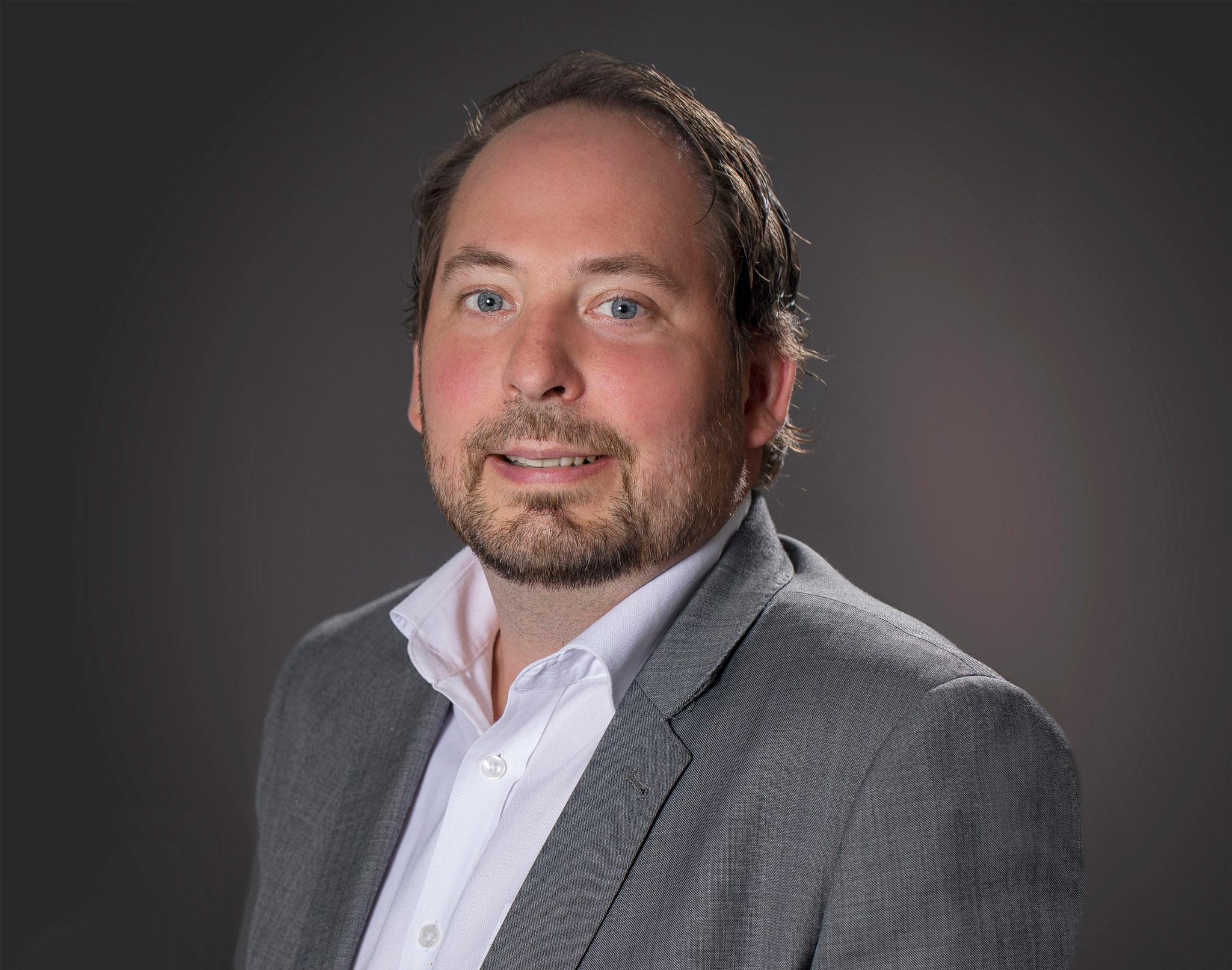 Dennis Söderman  Teknisk förvaltare