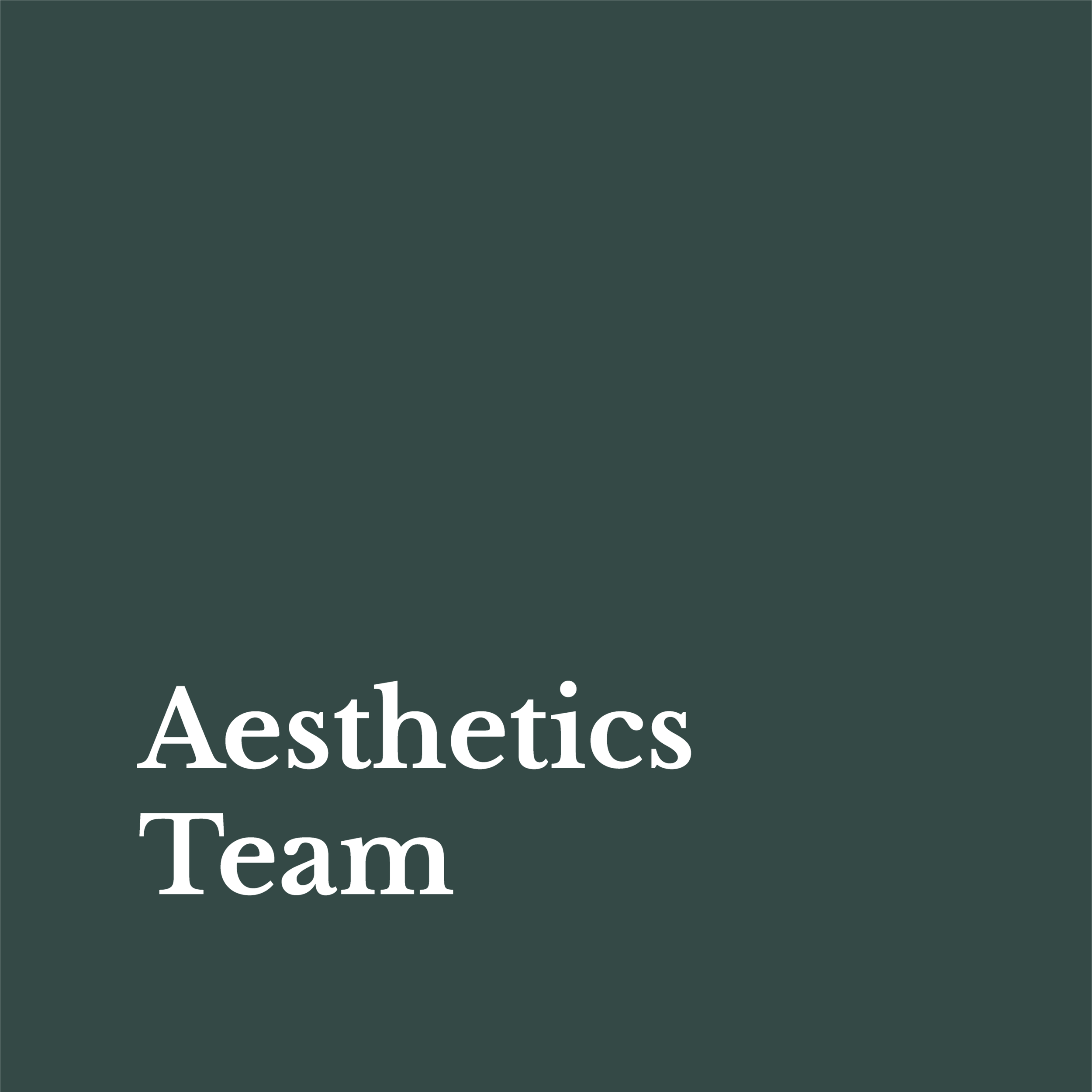Aesthetics Team.png
