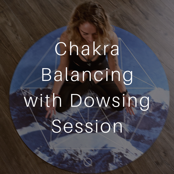 Our chakras can get blocked or out of balance whenever we face challenges or negative emotions and situations in our lives. A chakra balancing session uses crystal dowsing to locate the blocks, release them, and ultimately open and balance your chakras to allow energy to flow easily through your body. You will feel more balanced, comfortable and lighter after the session.