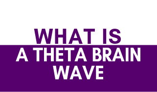What is a theta brain wave