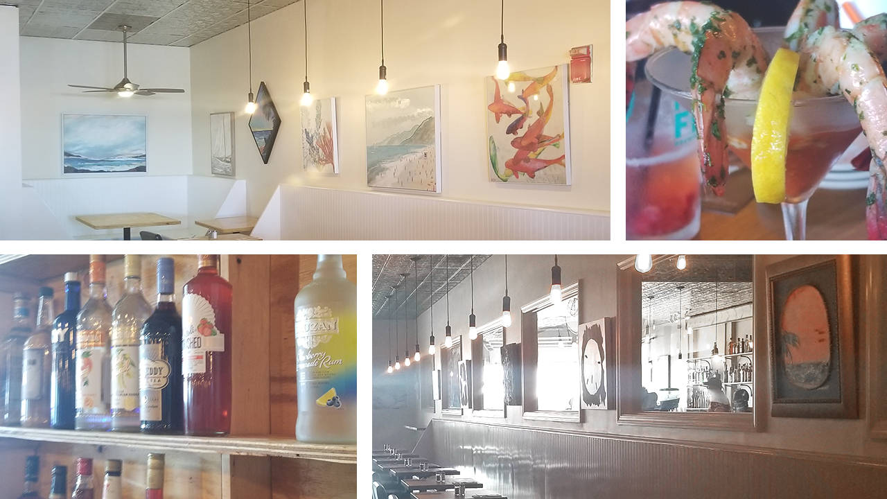 FRESH SEAFOOD ON THE BOARDWALK - BREAKFAST | LUNCH | HAPPY HOUR | DINNER | COCKTAILS