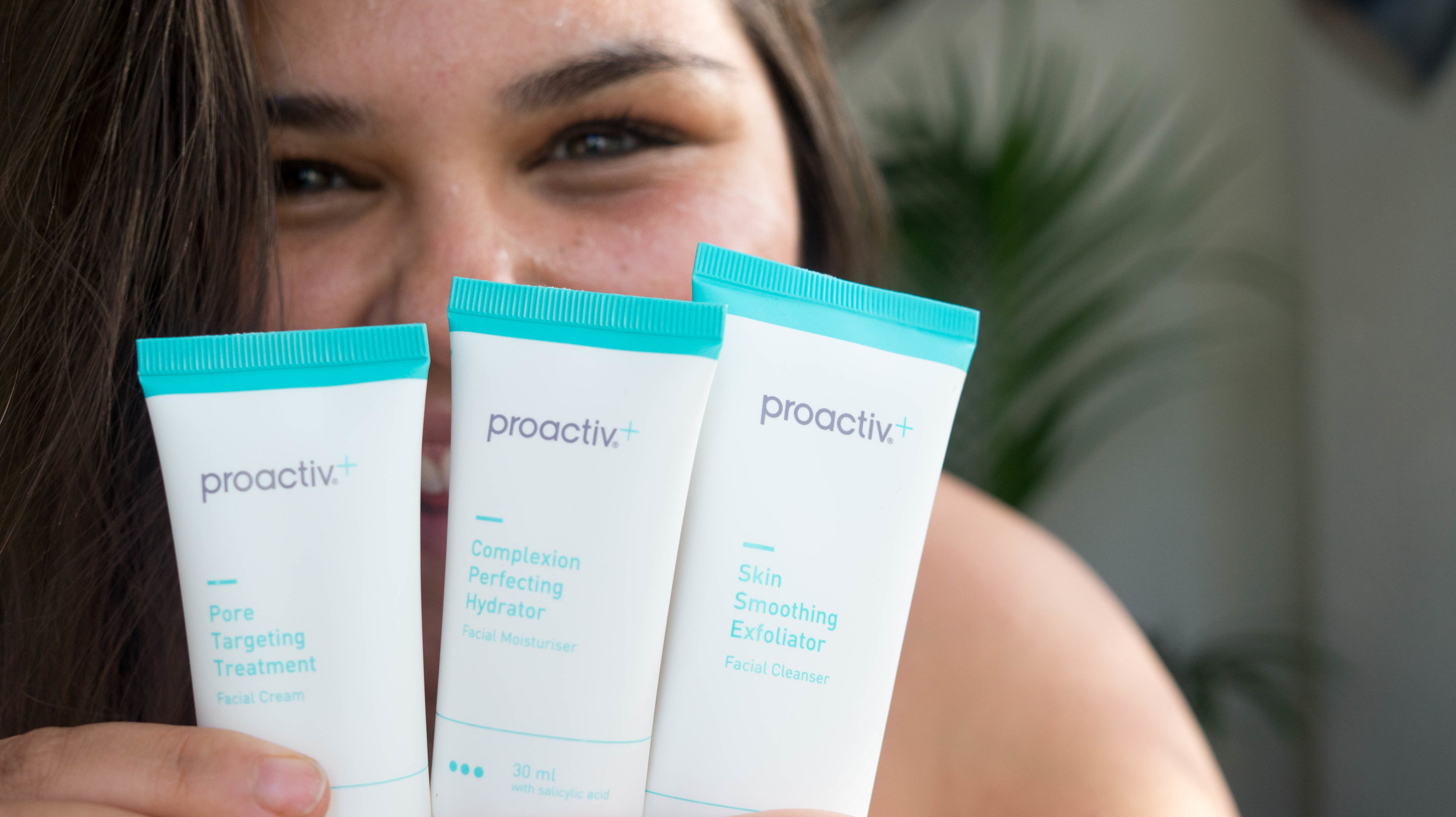 Proactiv+ three step skincare