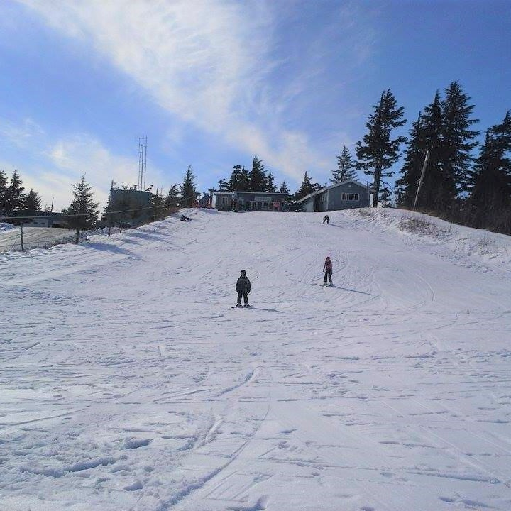 20% Easy Runs - Start on our bunny hill, perfect for all ages!