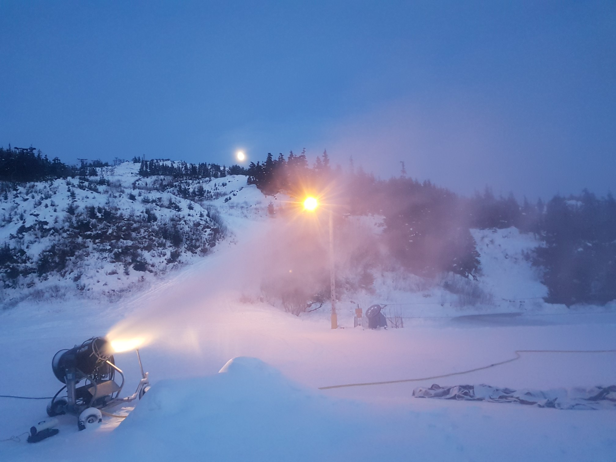 Latest Info - What's happening on the mountain right now?
