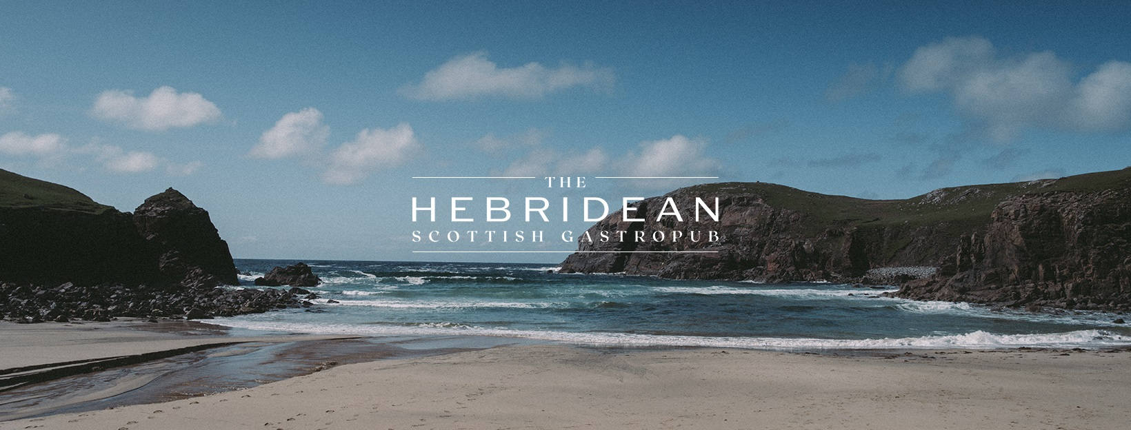 A culinary celebration of The Hebrides set to open this Summer by Chef Nico Simeone - Read full article here