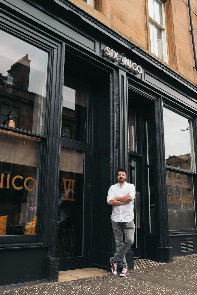 Chef Nico Simeone Expands To England With His Culinary Concept Restaurant in Further Growth Drive - Read full article here