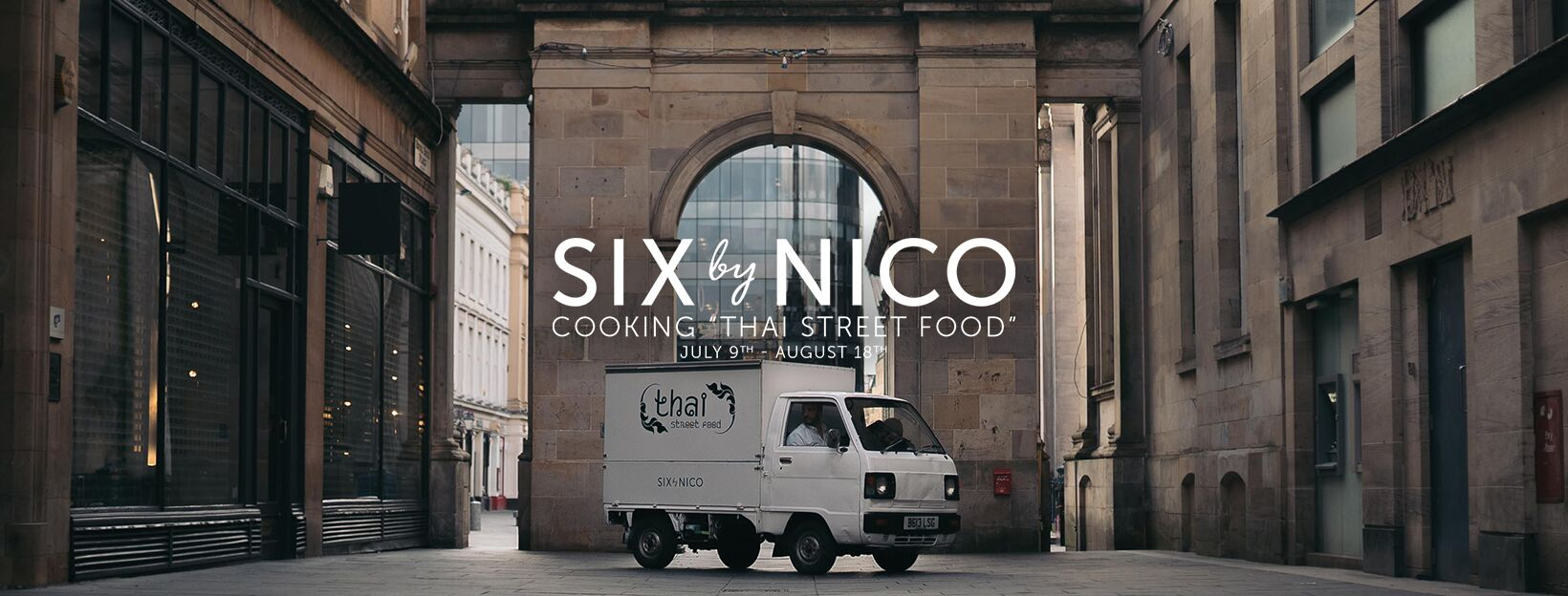 Sic by Nico's next theme is Thai Street Food - Read full article here