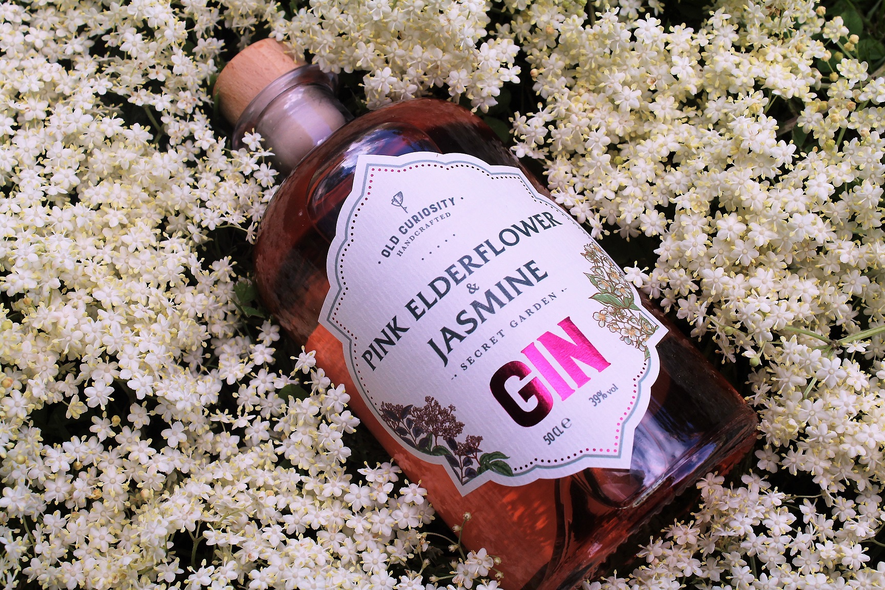 Another Blooming Brilliant Gin from The Old Curiosity - Read full article here