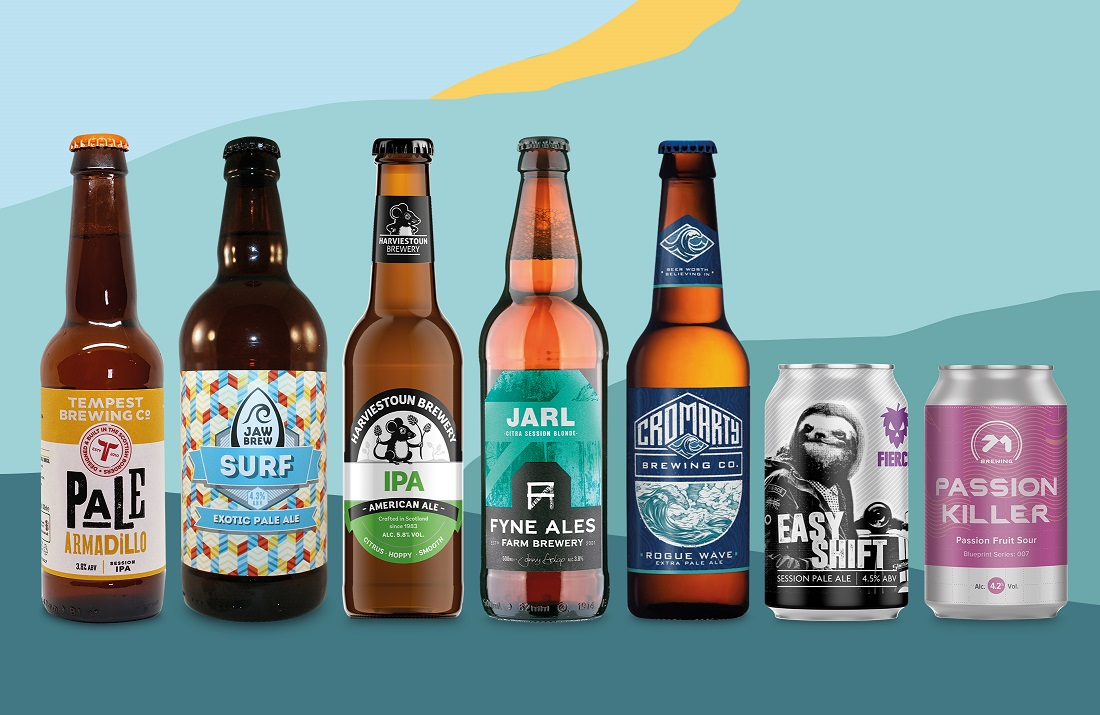 Aldi's 18th Summer Scottish Beer Festival is here - Read full article here