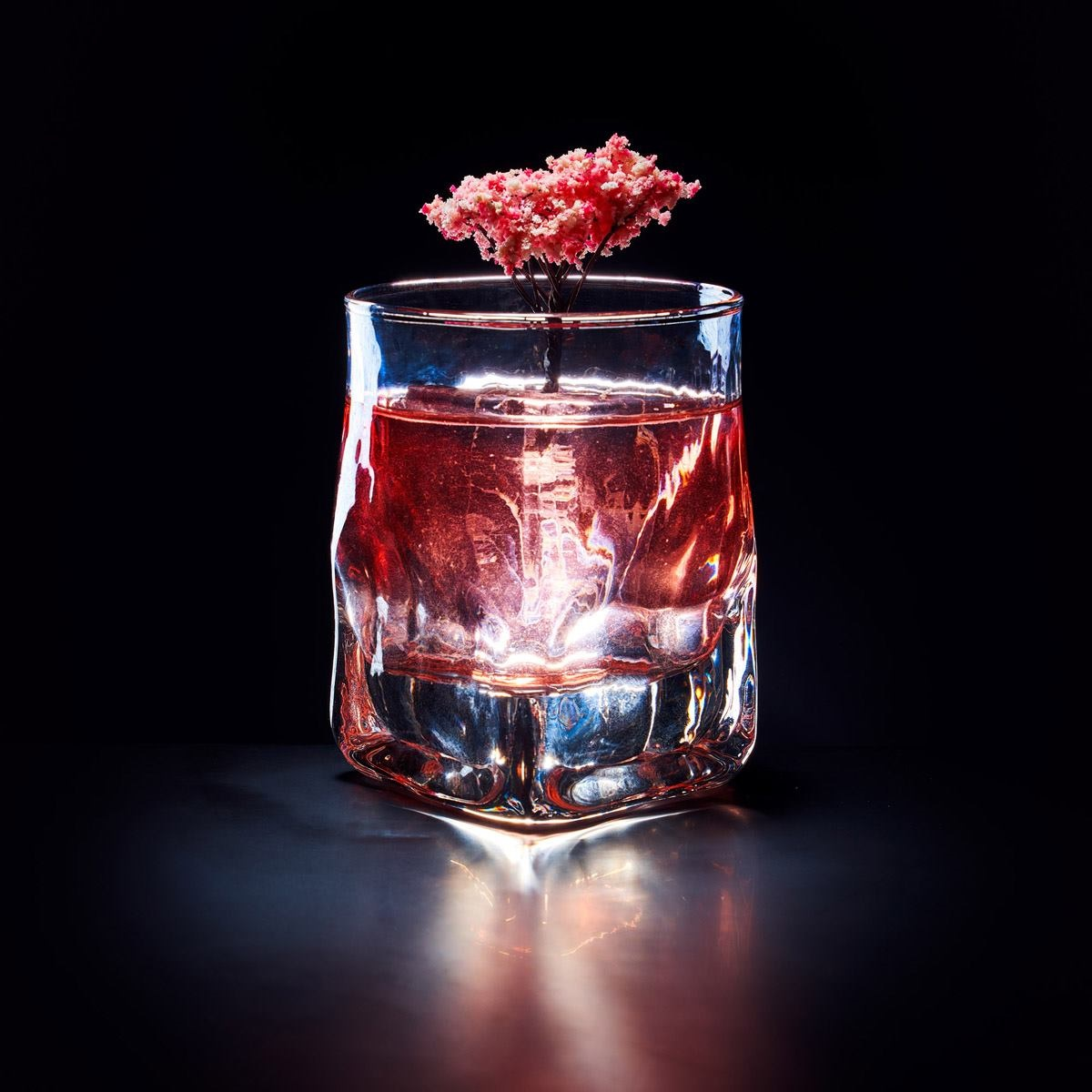 Cherry Blossom Negroni - image taken from their Facebook page