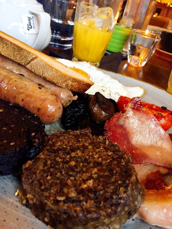 Element - Tucked away on Rose Street, this hidden gem gives you access to some delicious brunch from 10am.www.elementedinburgh.co.uk