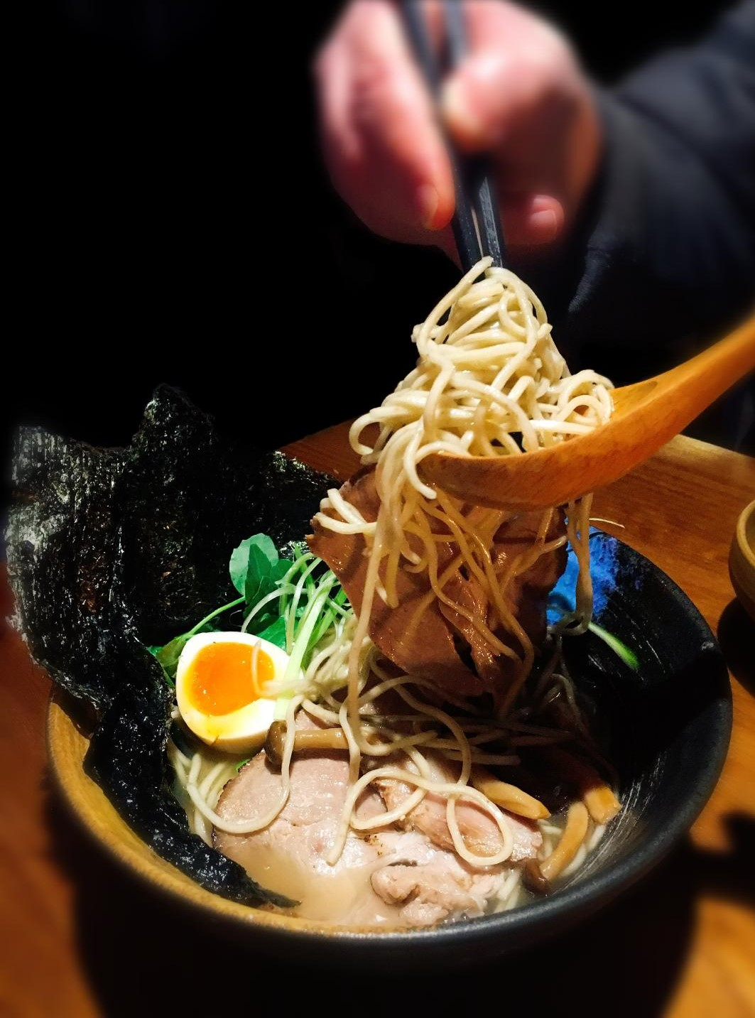 Umi - Truly escape the city centre mayhem here at Umi. It's a Japanese oasis serving up glorious bowls of ramen and sushi.www.umiedinburgh.comRead my review here