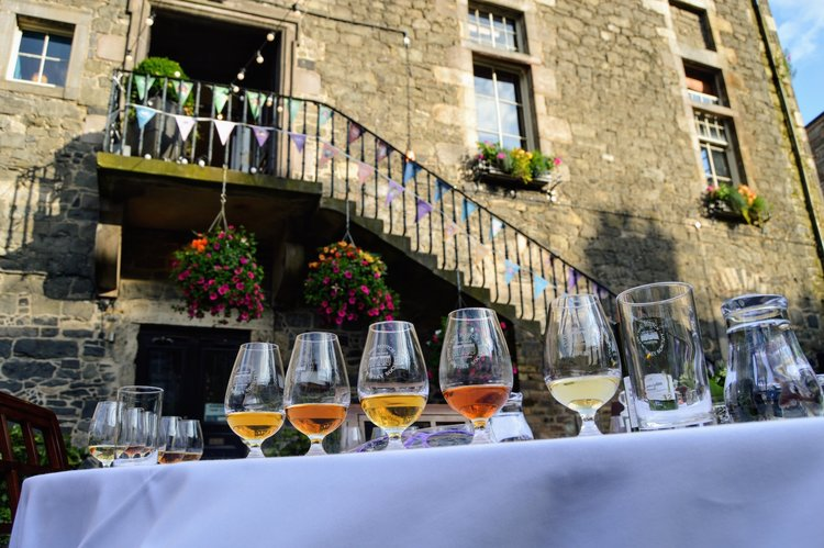 New Heritage Whisky Festival with the Scotch Malt Whisky Society in Leith - Read full article here