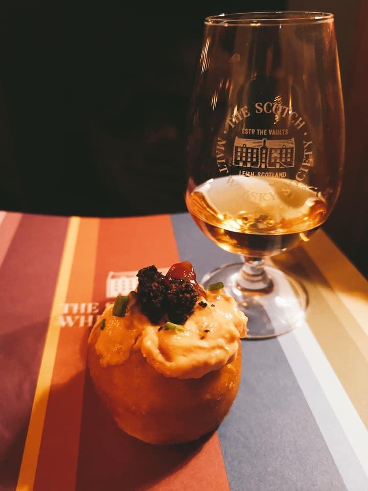 savoury donut and whisky.jpg