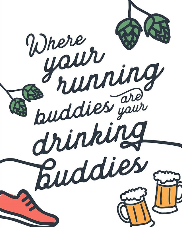 Tag your buds and grab those early bird tix before Friday at 11:59pm! #thebeerrun