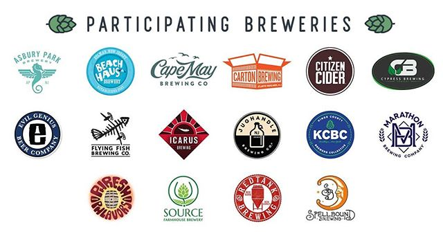 Just added a bunch of breweries to the lineup. Let us know what you think!  Early bird tix on sale until this Friday 8/2 at 11:59pm. Get em while you can!
