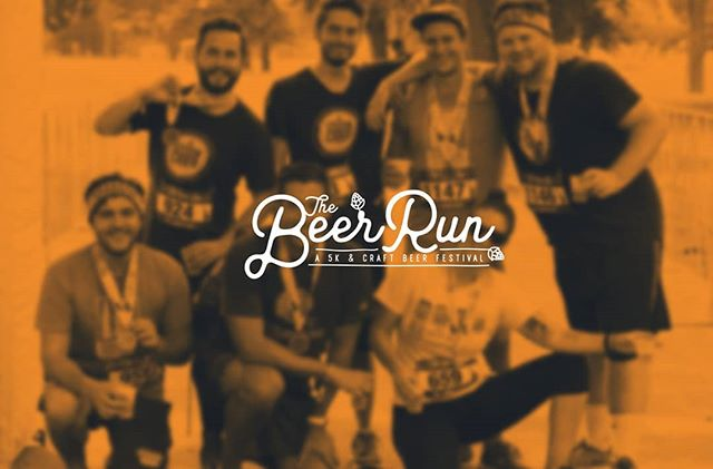 when your running buddies are your drinking buddies. save $5 per ticket with 4-packs! #willrunforbeer