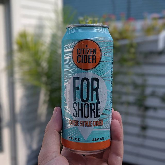 Sundays are for ciders. #forshore