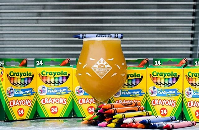 Seems like Drinking Crayons from @icarusbrewing was a fan favorite on Sunday. Stop by their tap room in Lakewood if you didn't get a chance to try it. What was your favorite beer at the event?