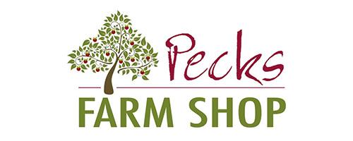 Pecks Farm Shop - https://www.pecksfarmshop.co.uk/