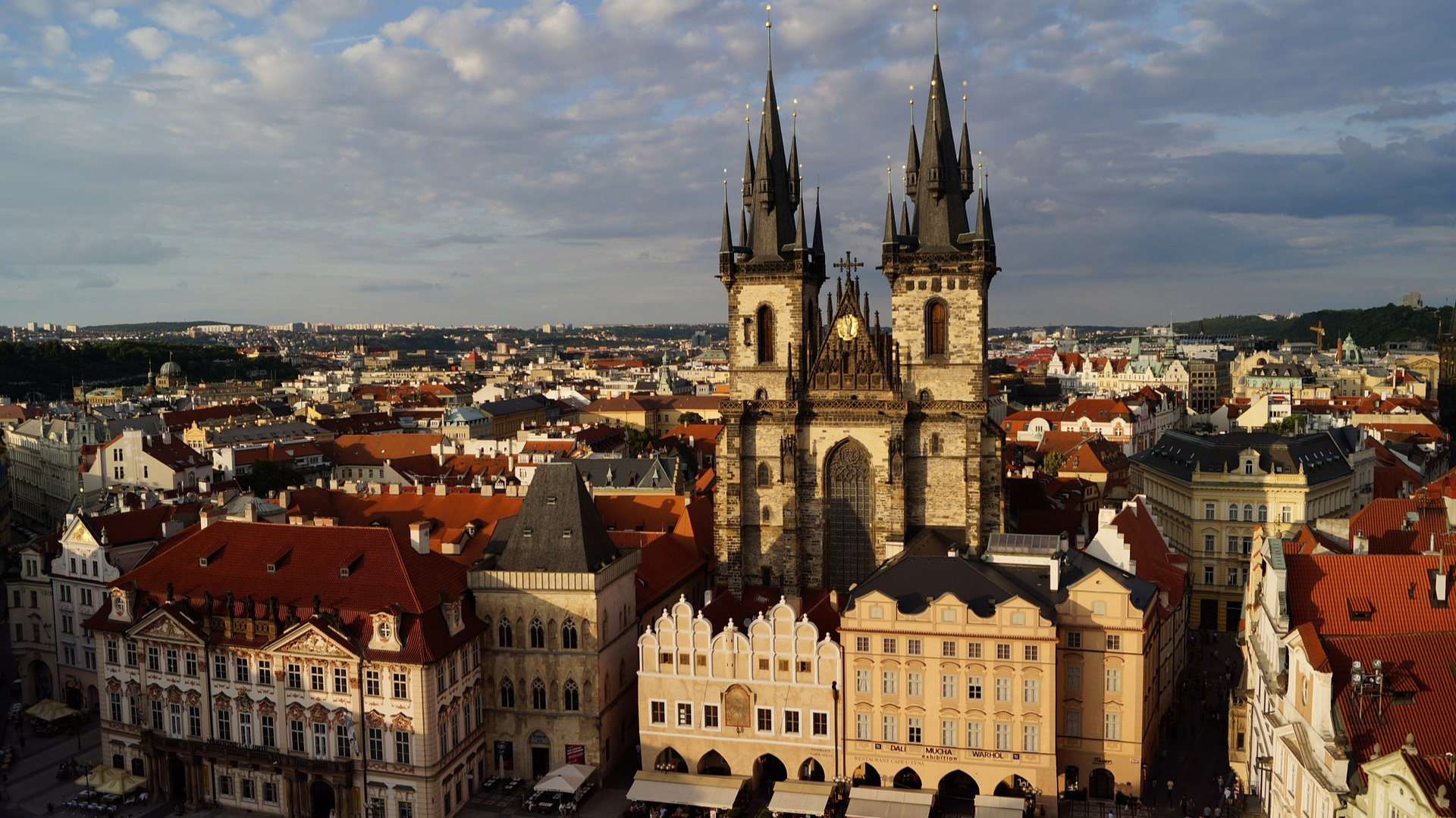 16-day Capitals of Central Europe