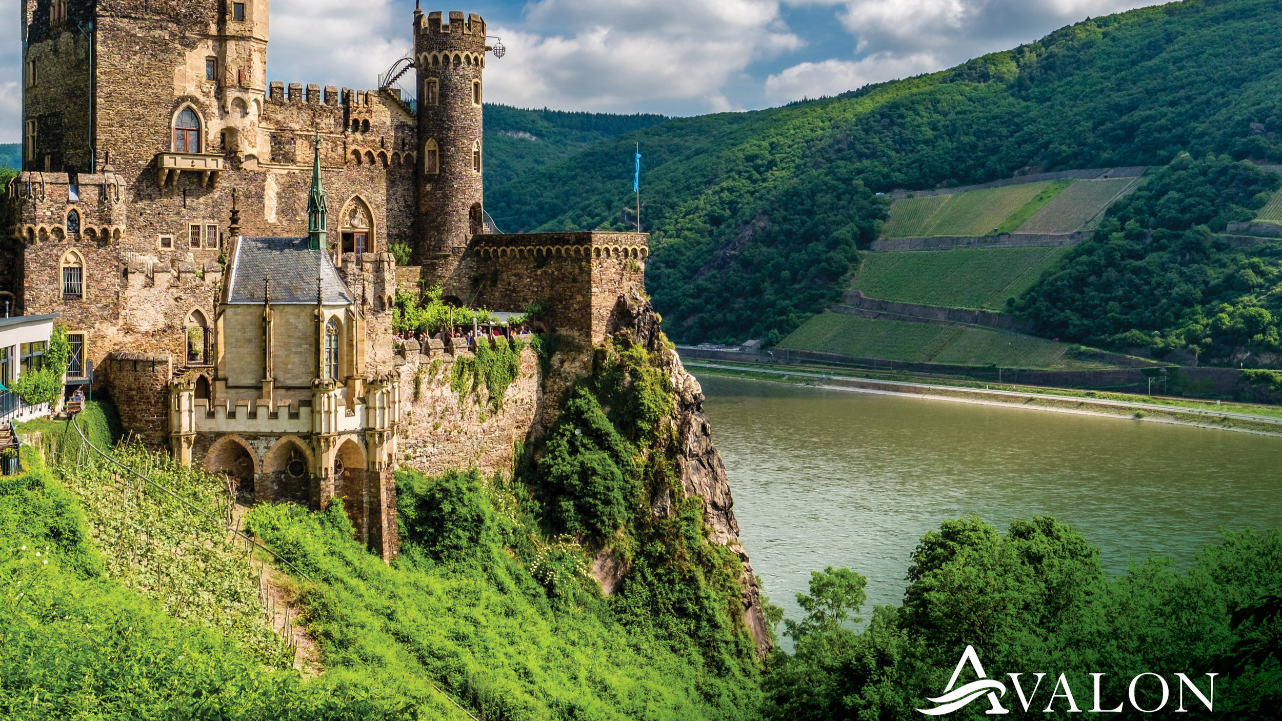 16-day Rhine & Rhône Revealed for Wine Lovers