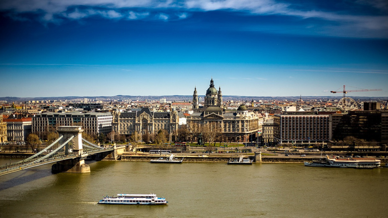 12-day The Blue Danube Discovery