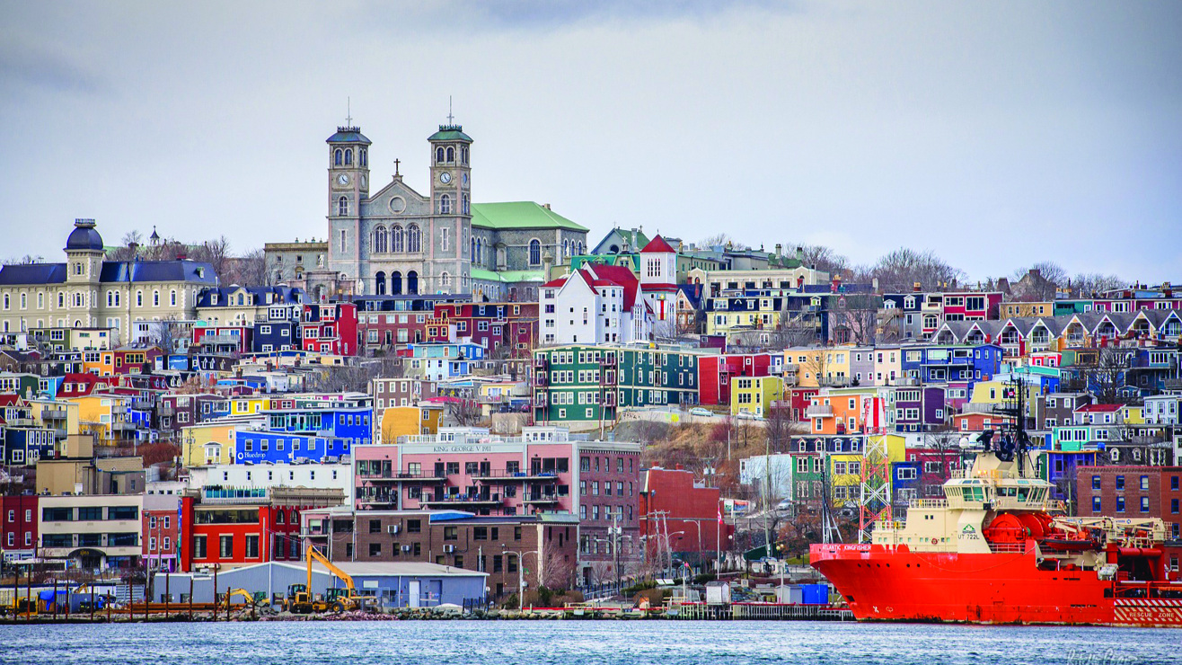 18 Day Atlantic Maritimes and Newfoundland & Labrador's Viking Trail