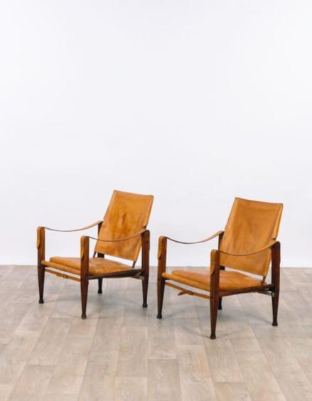 Copy of Klint's Safari Chair(s) (1933)