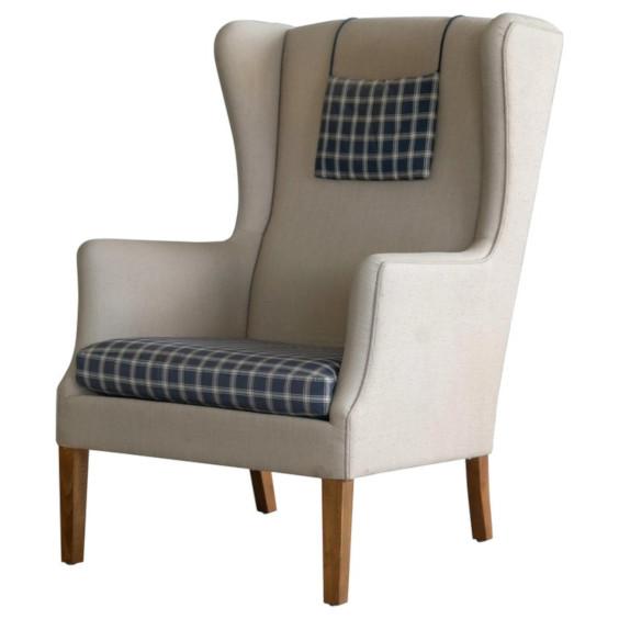 Copy of Klint's Wingback Chair (1941)