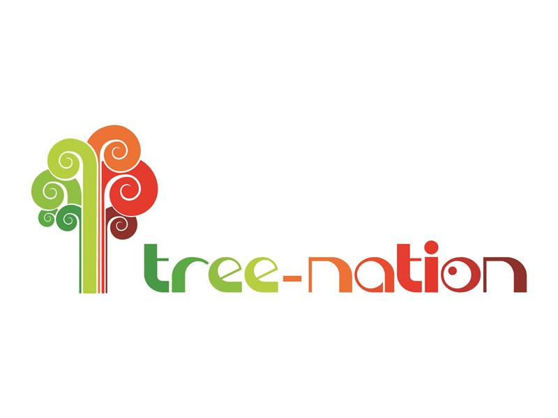 Planting Trees article. Image of Tree Nation logo