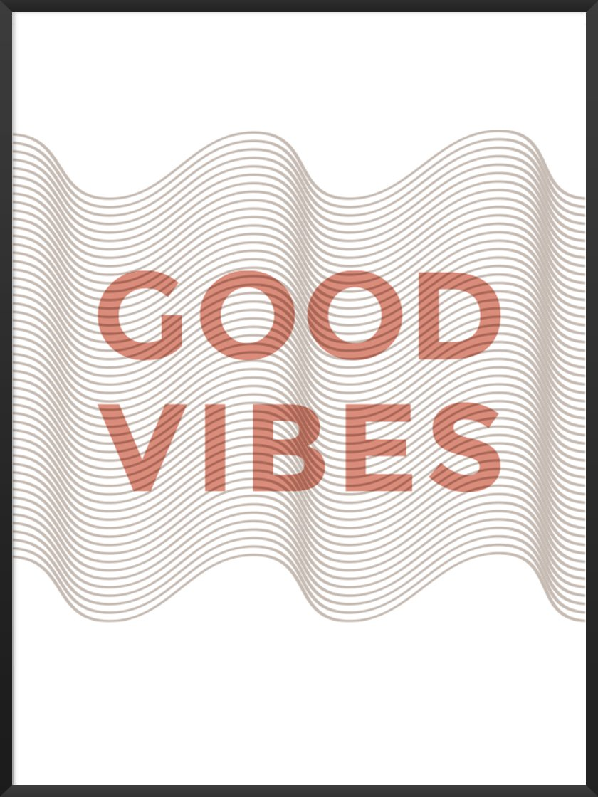 Typography article. Image of Good Vibes Poster.jpg
