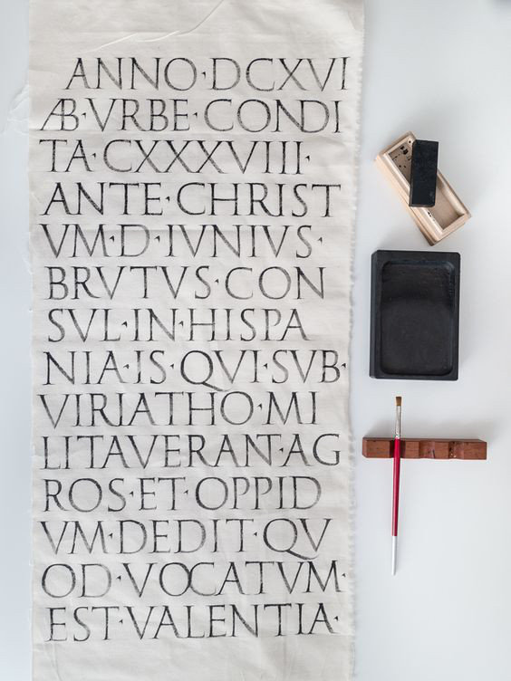 Typography article. Image of roman lettering.jpg