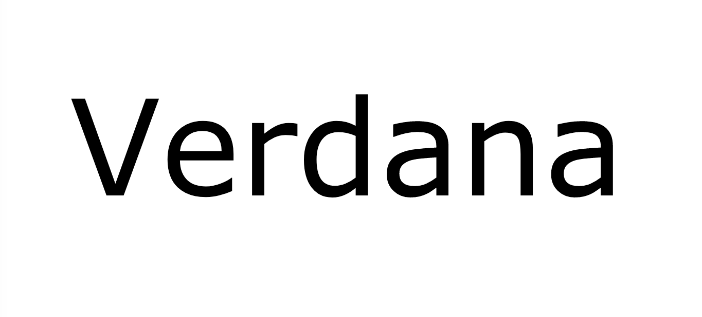 Typography article. Image of Verdana.png