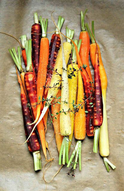 Sustainable hacks. Image of organic carrots.jpg