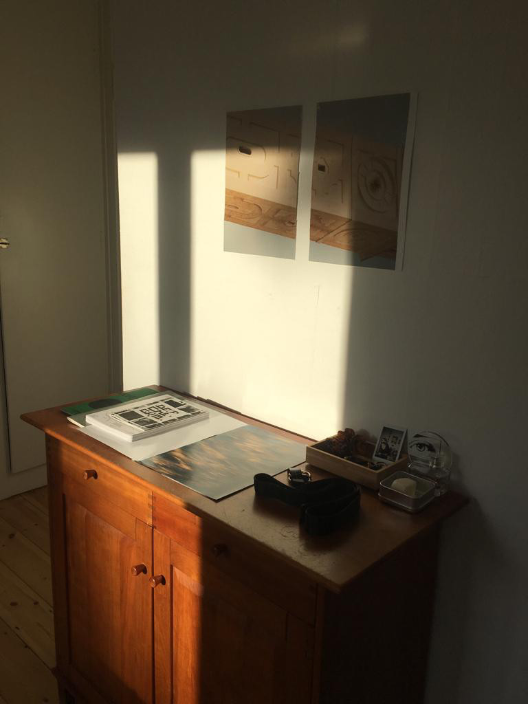 Moving House article. Image of chest of drawers with beautiful light.jpeg