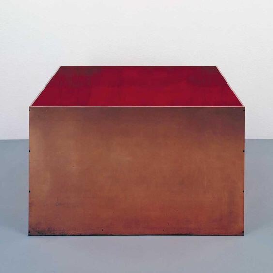 Donald Judd,  Untitled  (1972)