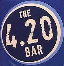 The 4.20 bar -