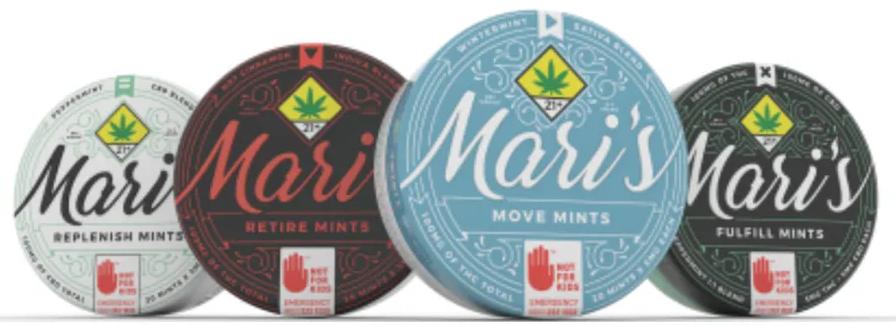 Mari's Mints -