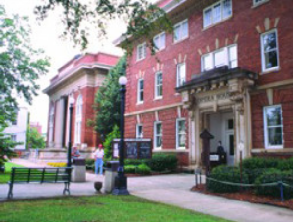The Abbeville Opera House - Visit Abbeville with its many eclectic shops and antique stores. The Abbeville Opera House is known throughout the South for its community plays and productions.