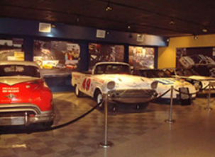 Darlington Raceway Stock Car Museum - It's not just old cars one can see when they venture to this museum. There are plenty of modern ones as well. Mixing classic and modern, this museum pays tribute to the great sport of stock car racing and the fans who love it.