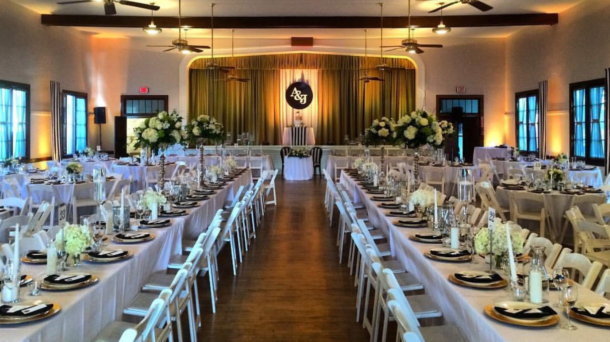 Event venue for weddings, receptions, quinceañeras, corporate events