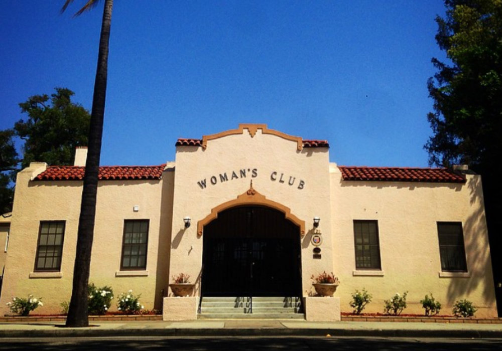 The Woman's Club Event Center Venue in Old Towne Orange