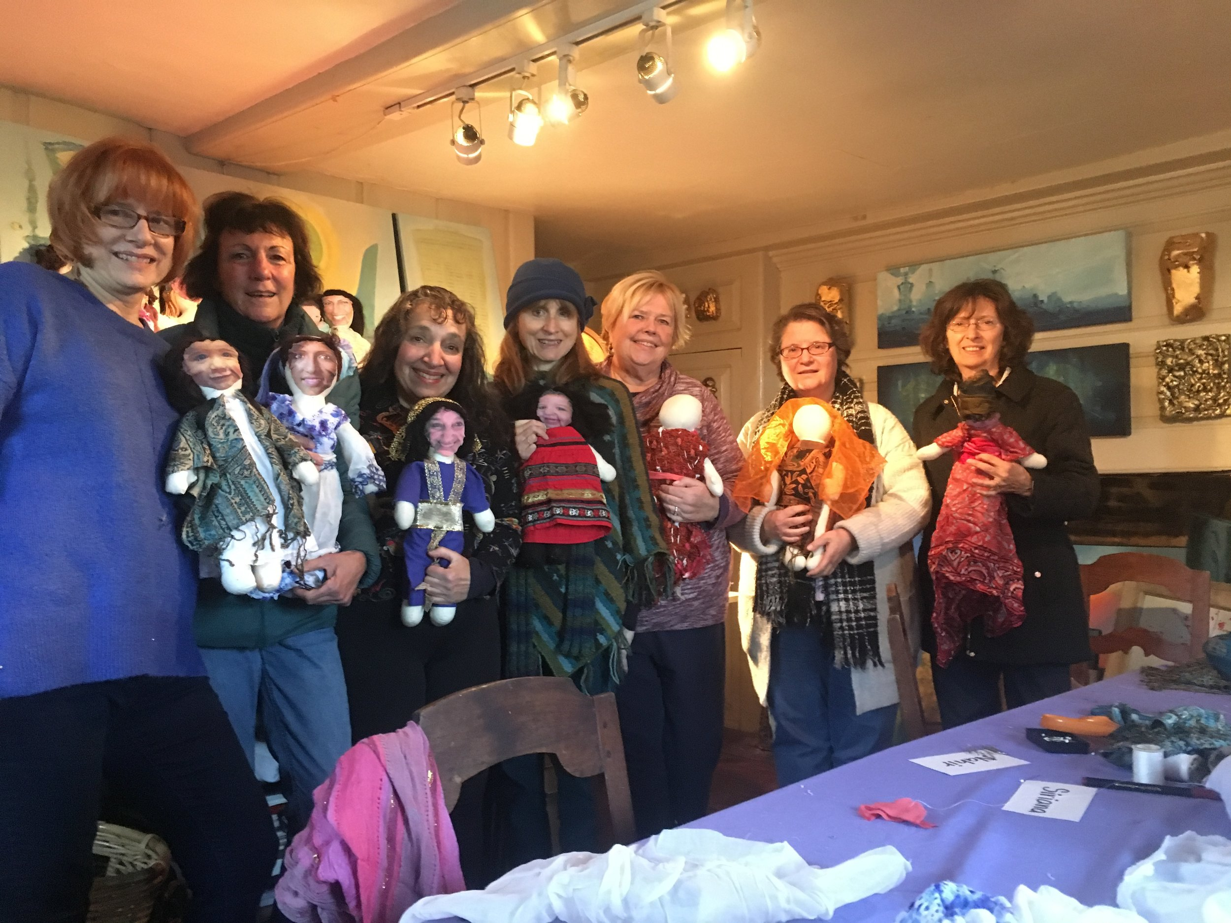 Dolls For Syrian Refugees Project